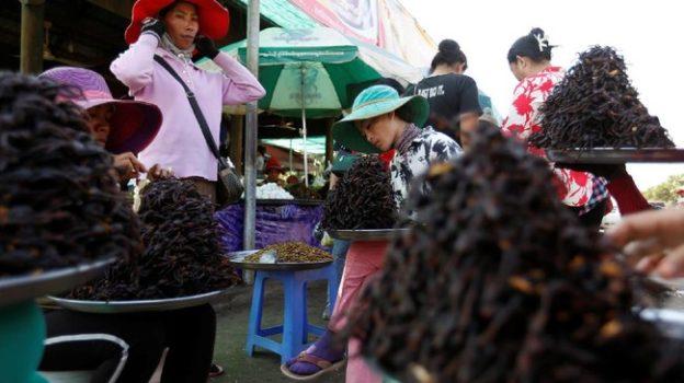 3 Pasar Unik Dan Aneh Di Dunia